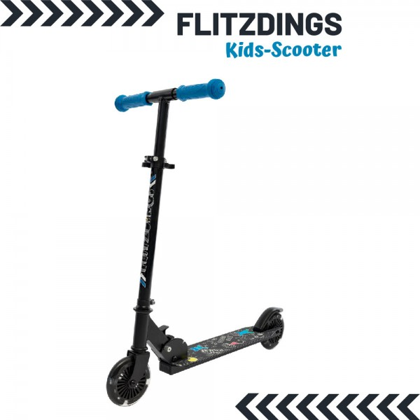Outzone Flitzdings Kids-Scooter