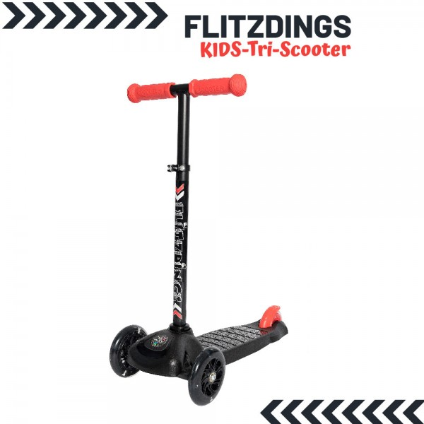 Outzone Flitzdings Kids Tri Scooter