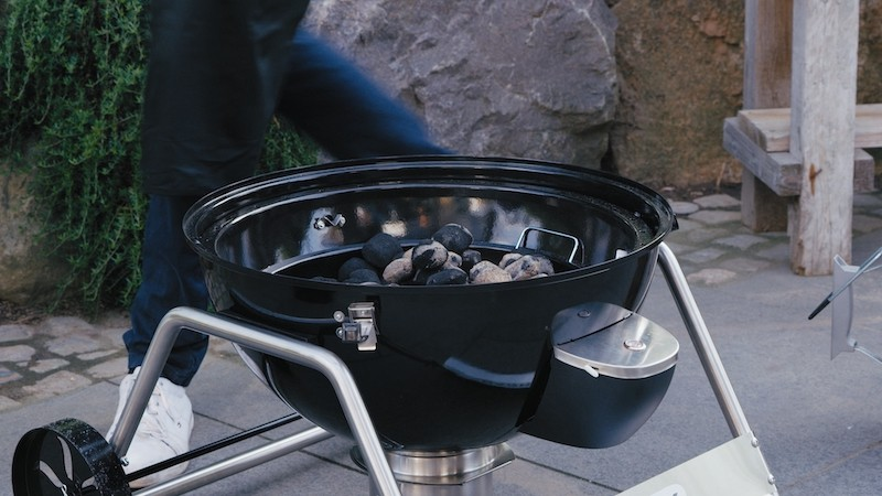 Barbeque Smoker Grill